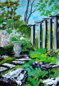 Barmouth garden1 (L)